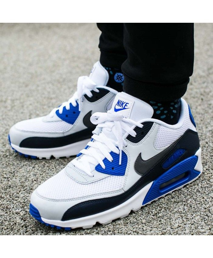 Cheap Nike Air Max 90 Essential Obsidianpure Platinum