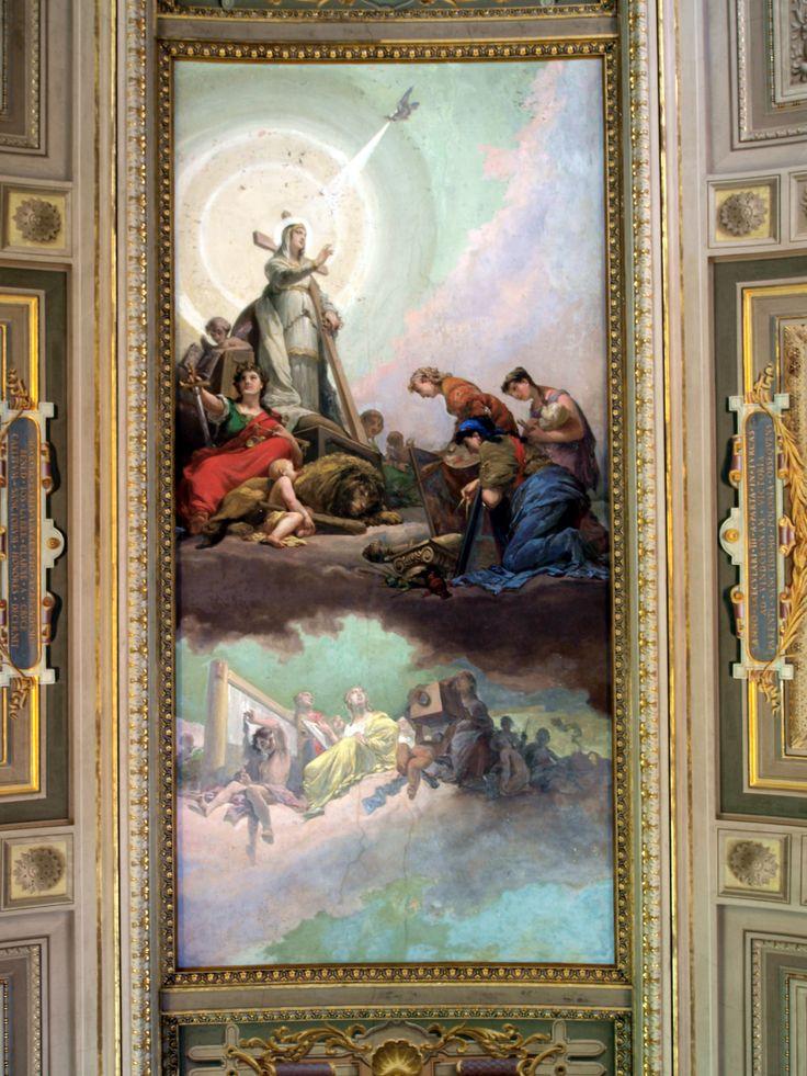 Fotografiado en el Museo del Vaticano.