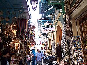 Medina-sousse, Tunisia  (el hana beach hotel)