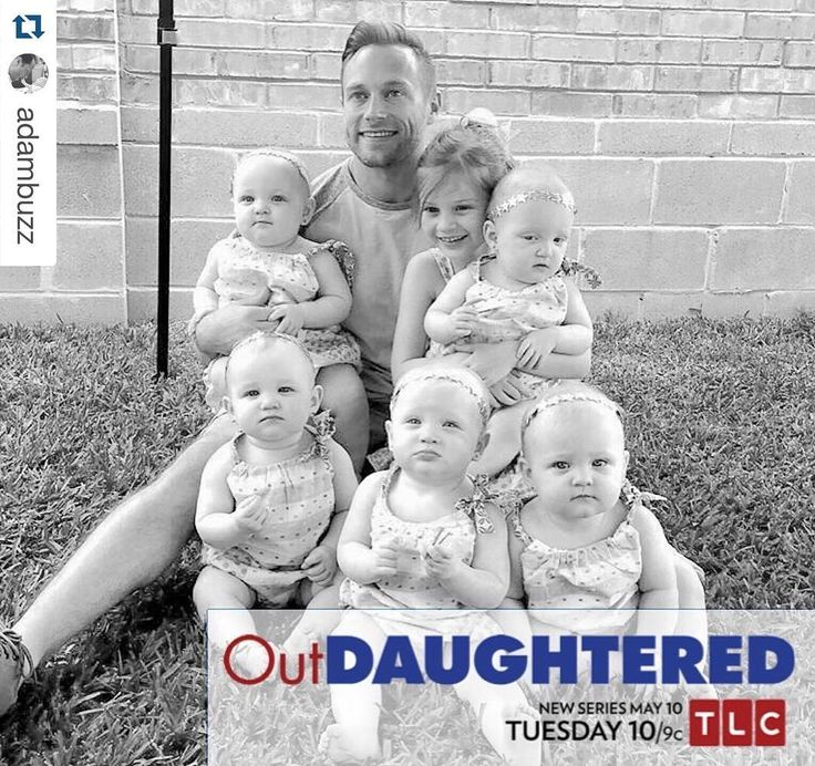 151 best multiples 5 images on pinterest for Where is danielle s dad on outdaughtered