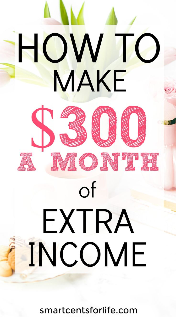 Wondering how to make money on the side? Then, you need to start here! Check out this post and find out how you could easily make $300 every single month! This is a perfect side hustle to anyone looking to make extra income.