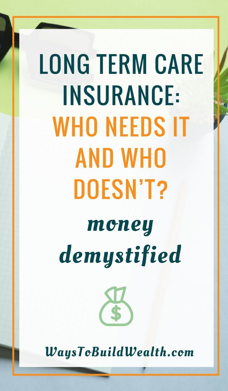 Financial Planning | Money | Financial tips | Long Term Care Insurance -- Millions of baby boomers are wondering how to prepare for the possibility of needing costly care someday.-- via waystobuildwealth.com #WaysToBuildWealth #money #savemoney #investment #wealth #debt #finance