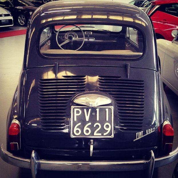 #Fiat600