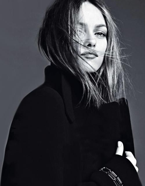 Vanessa Paradis by Karim Sadli.