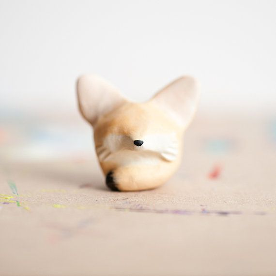 Befriend this adorably round totem and channel the spirit of the fennec fox!    *listens*  Im Mr. Ears.  I can show you how to beat the heat.