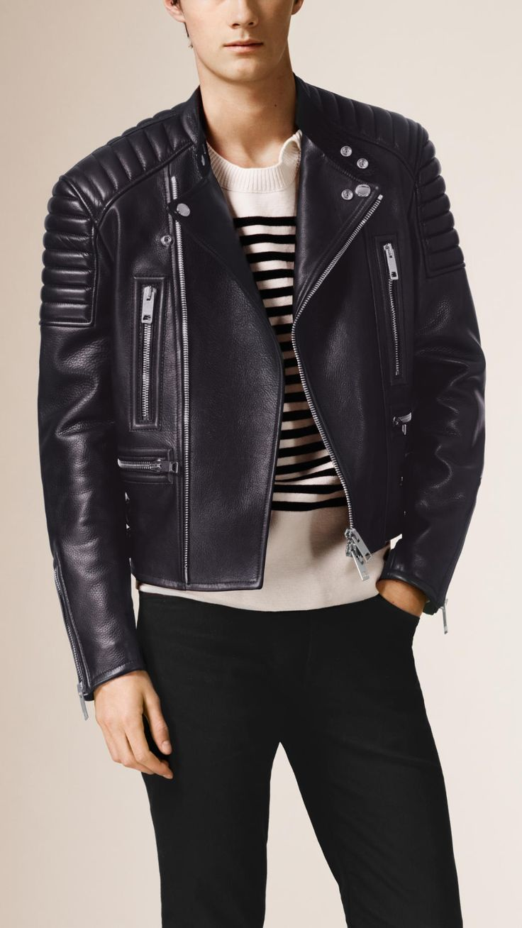 Leather jacket hoi an - Find This Pin And More On Leather Jacket Fashion For Men