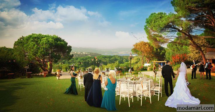 Açık Hava Düğün Mekanları | ModaMari