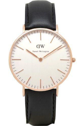 Daniel Wellington Damen-Armbanduhr Sheffield Analog Quarz Leder 0508DW: Daniel Wellington: Amazon.de: Uhren