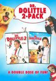 Dr. Dolittle 3/Dr. Dolittle: Tail to the Chief [2 Discs] [DVD]