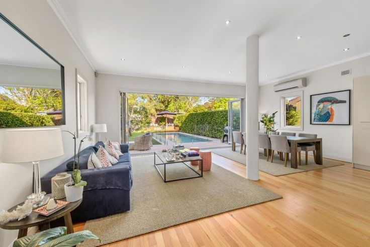 Recently sold home - 15 Courtenay Road - Rose Bay , NSW