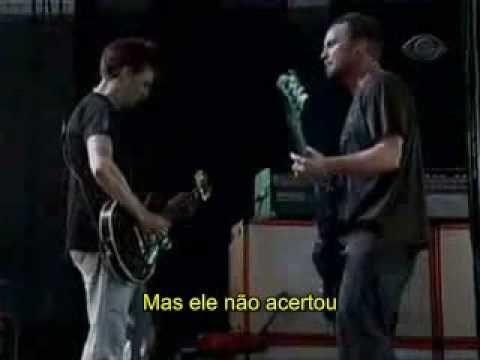 Pearl Jam - Given To Fly legendado(Ao vivo em São Paulo pela 1ª vez)