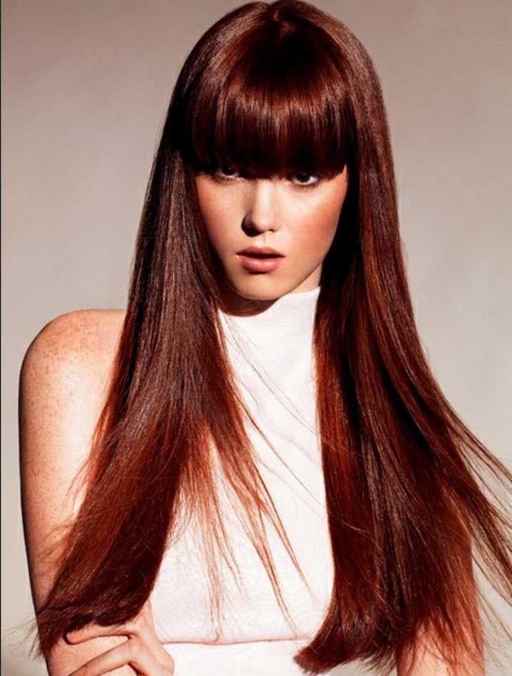 Frisuren lange haare kein pony