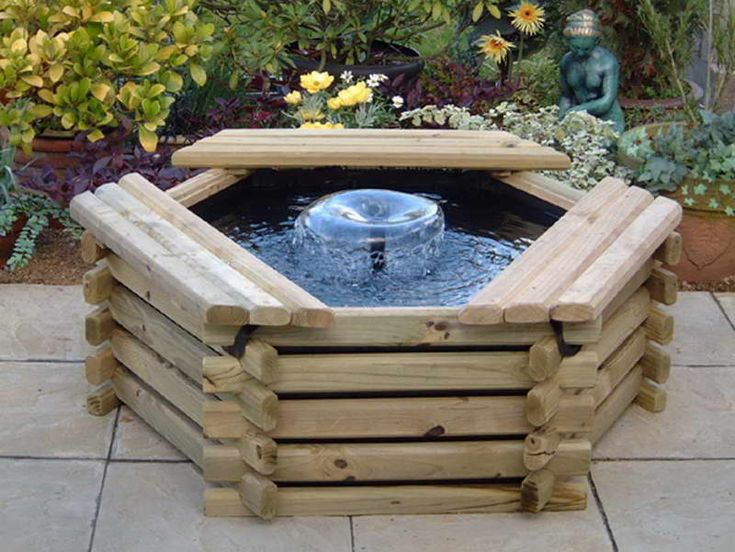 Gardening Group: 137 Best Water Fountains For The Yard Images On Pinterest