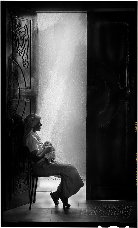 """Quiet Moments By The Fireplace: """"""""Innocence"""""""" By Craig PhangSang, Via 500px."""
