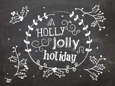 holiday wallpaper freebies. Get your screen looking festive!