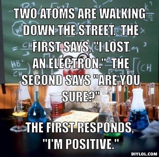 Chemistry Cat Meme Generator - DIY LOL
