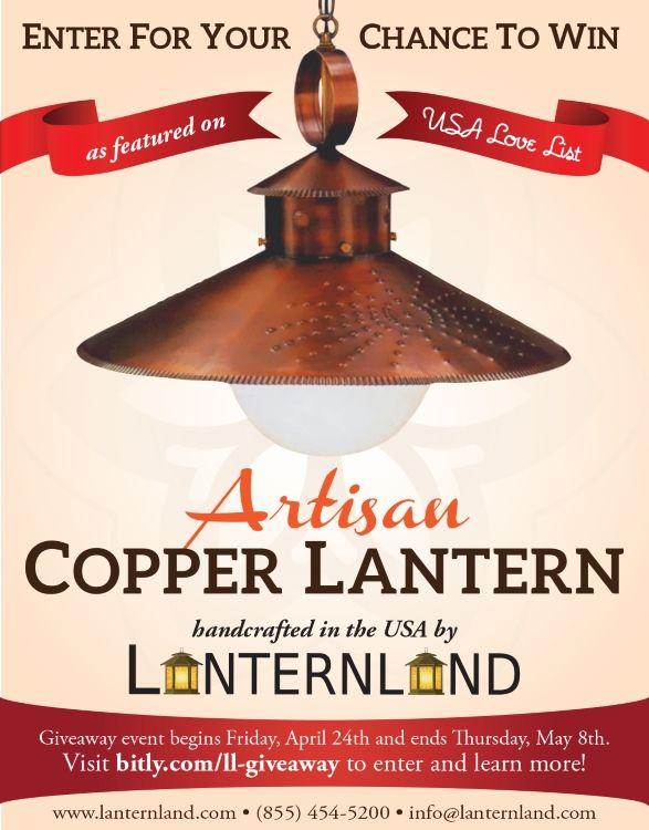 118 best Lanternland Lighting images on Pinterest Copper lantern