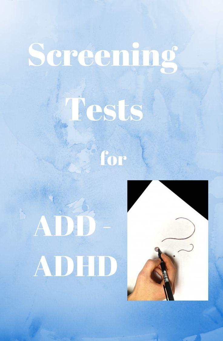 Adhd online-test vuxna