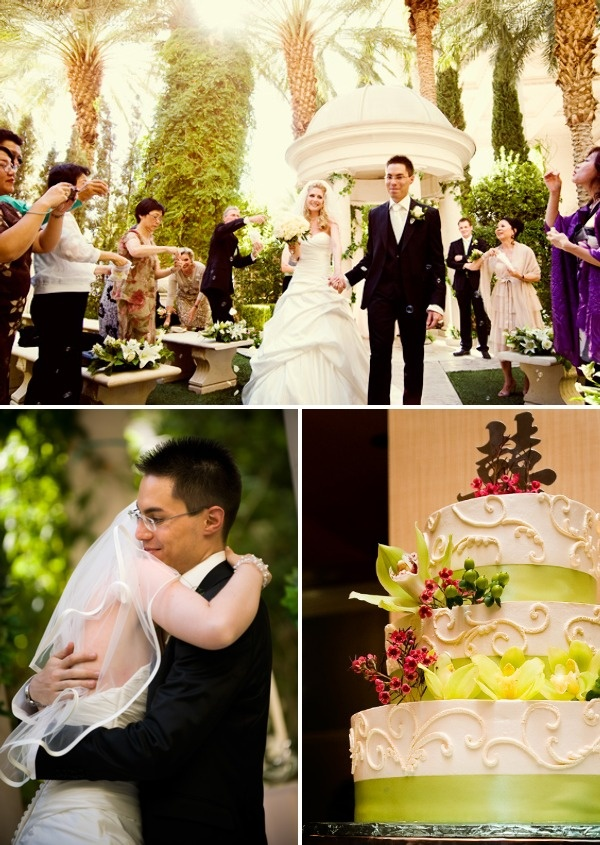 Destination Wedding Eva Amp Lukas In Las Vegas
