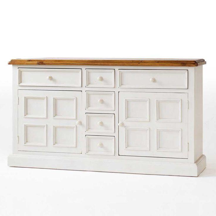 Esszimmer Sideboard In Weiß Landhausstil Jetzt Bestellen Unter: ...