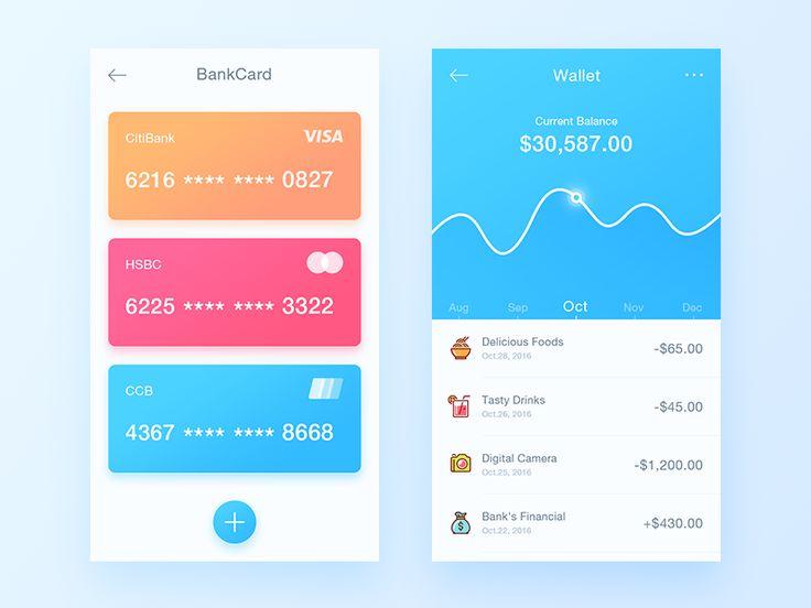 Payment Balance App