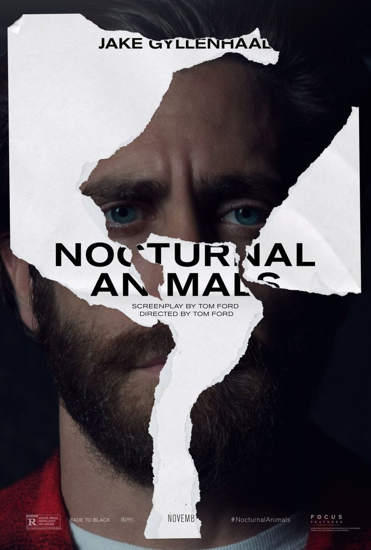 Nocturnal Animals - Released in the UK November 4th 2016. Genre - Drama, Thriller