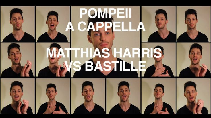 youtube bastille acapella
