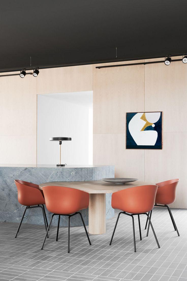 GOLDEN Designs a Modern Sales and Marketing Office for Brickworks Centre - Design Milk