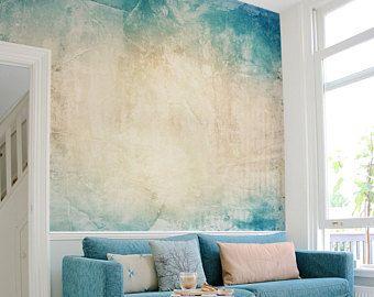 Watercolor wallpaper, Splash wall art, Watercolor print, Watercolor mural, Large wall paper, Removable wallpaper, Watercolor print - A026