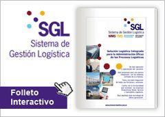 WMS – Almacenes : SGL Sistema de Gestion Logistica