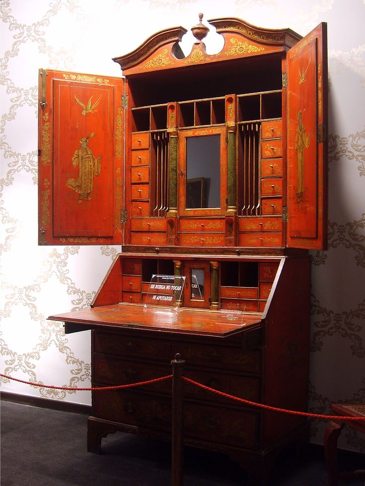 Awesome who In History is the Cabinet Maker