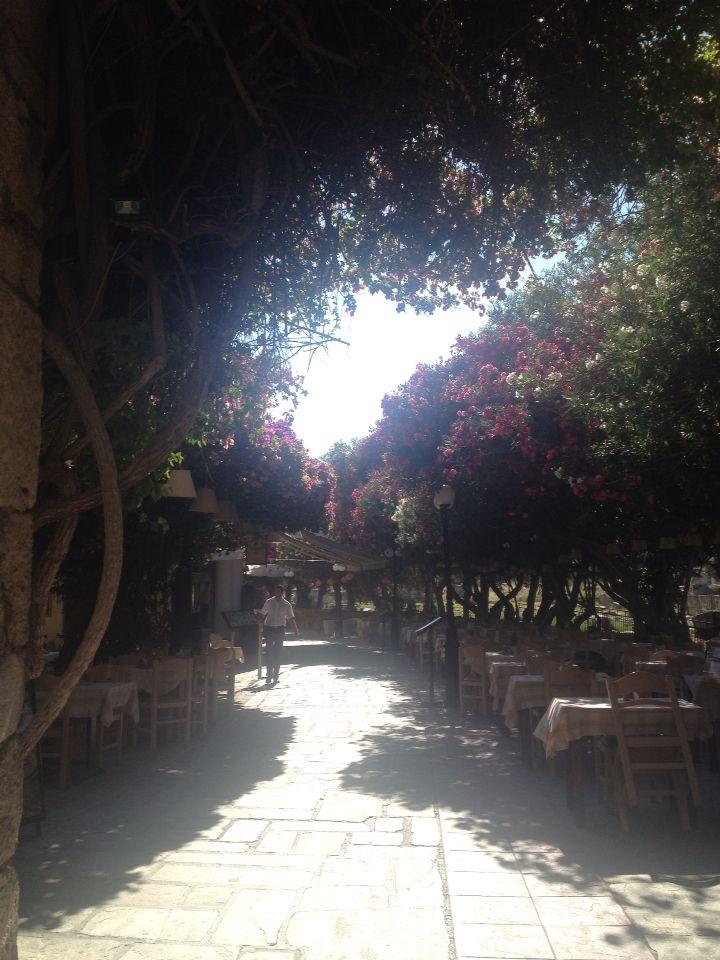 A restaurant, Kos Town, Kos, Greece