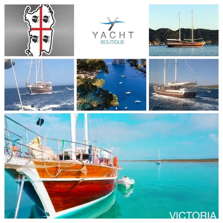 Italy Yacht Boutique Gulet holidays with gulets Alissa and Victoria www.yachtboutique.eu