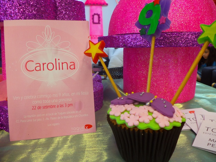 Happy Birthday Carolina - Toque Fiesta