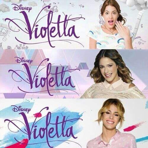 Violetta 1.2.3