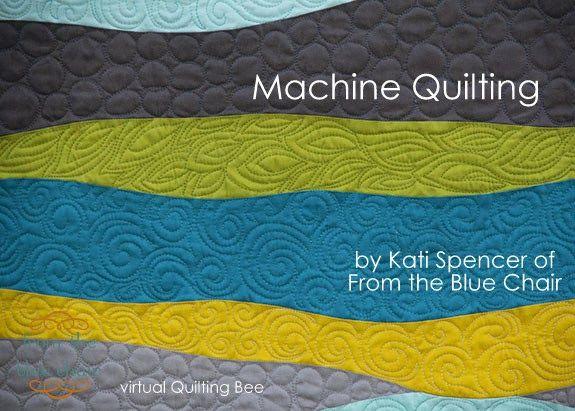 243 best Sew fun Free Motion Quilting Designs images on Pinterest ... : free motion quilting tutorials - Adamdwight.com