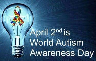 "#April 2nd World #Autism Day ""Toward Autonomy and Self-Determination"""