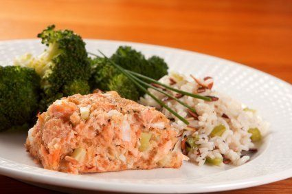This page contains salmon loaf recipes. An economical way to enjoy the great taste of salmon is to make a loaf.