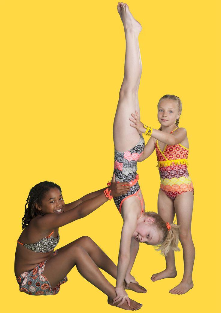 Het Hollandse Zee&Zo heeft ook voor 2015 weer een super collectie bikini's en badpakken voor meisjes ontworpen. Dat wordt lastig kiezen;-)