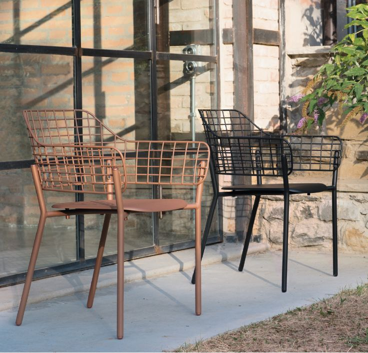 Armchair - Armchair - Lyze EMU   Outdoor Furniture