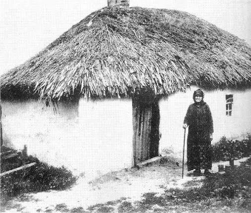 Козацька хата, Кубань, 1910