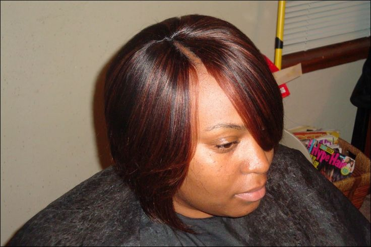 black hair hair styles best 25 invisible part weave ideas on black 5568
