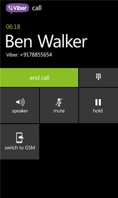 Viber for Windows Phone 8 update brings free HD calls, Lock Screen Notifications and more.
