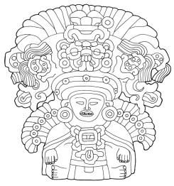 25 Best Mayan Sculptures Images On Pinterest