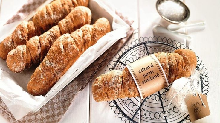 Jak se peče kořenový chleba 1
