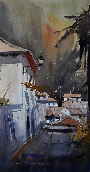 by Eugen Chisnicean (aka Eugen Kisnichan). *Eugen was born in 1984 in a small town in the north of the Republic of Moldova.