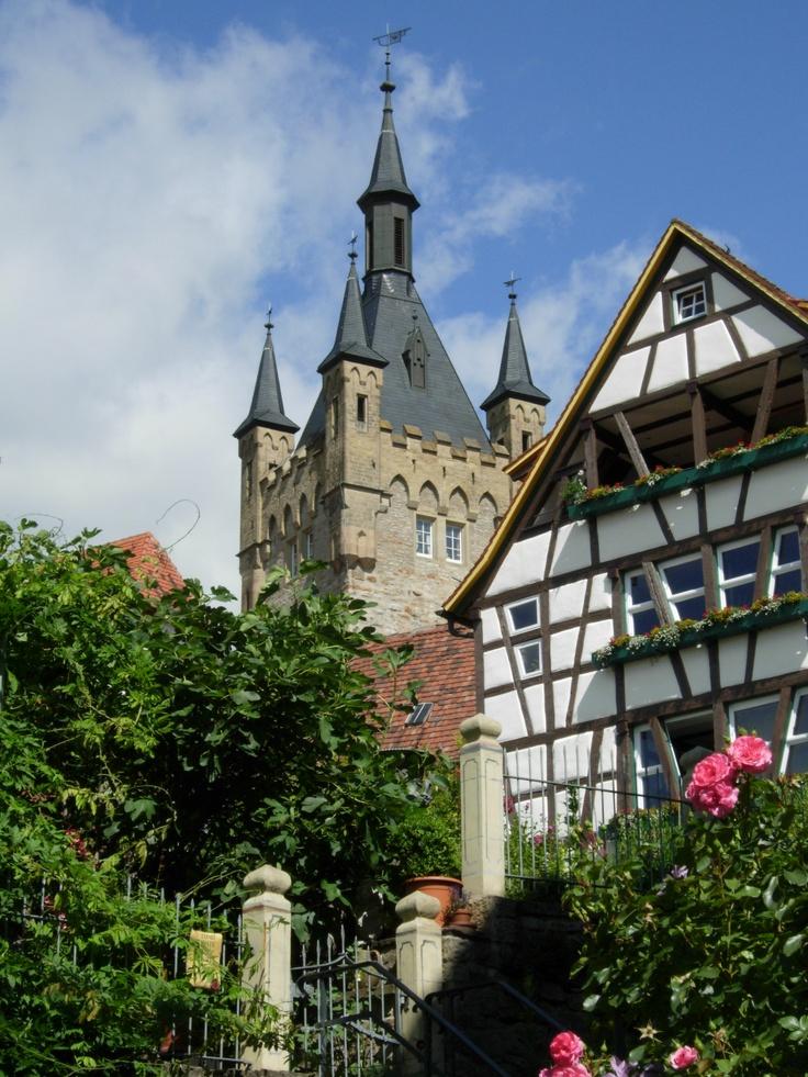 Bad Wimpfen (Baden-Württemberg)   Duitsland ...