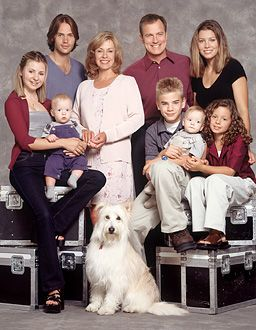 this is a show i know but still..i love 7th Heaven <3