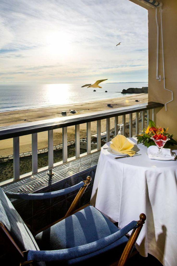 Hotel Algarve Casino balcony view