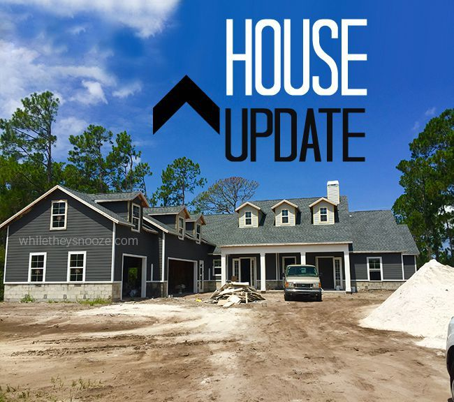 Diy house build blog
